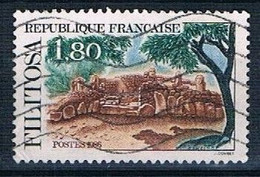 1986 Tourism YT 2401 - Used Stamps