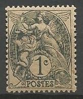 BLANC N° 107g LA Papier GC NEUF**  SANS CHARNIERE / MNH - 1900-29 Blanc