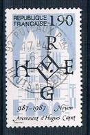 1987 YT 2478 - Used Stamps