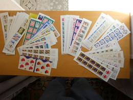 France FACIALE Lot De Carnets Neufs Sans Charnière 1172,70 F Soit 178 € Moins 50% - Other