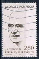 1994 Georges Pompidou YT 2875 - Used Stamps