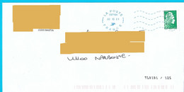 Neopost 03718A (Bastia Corse) Sur Marianne L'engagée - Mechanical Postmarks (Other)