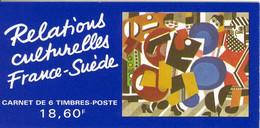 RANCE - BOOKLET / CARNET COMMÉMORATIF, 1994, COM 14, Yvert 2872, France - Suède Relation - Other