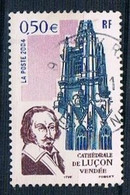 2004 Lucon Cathedral YT 3712 - Used Stamps