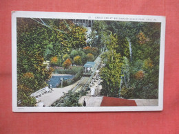 Cable Car At Waldameer Beach Park Erie  Pennsylvania   Ref 5235 - Unclassified