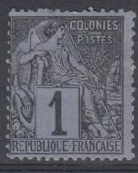 #172# COLONIES GENERALES N° 46 * - Alphee Dubois