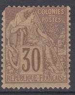 #172# COLONIES GENERALES N° 55 ** - Alphee Dubois