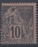 #172# COLONIES GENERALES N° 50 ** - Alphee Dubois