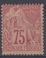 #172# COLONIES GENERALES N° 58 ** - Alphee Dubois