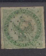 #172# COLONIES GENERALES N° 2 Oblitéré Losange Ancre - Eagle And Crown