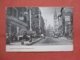 5 & 10 Cent Store On Market Street.   Philadelphia Pennsylvania > Philadelphia      Ref 5235 - Philadelphia