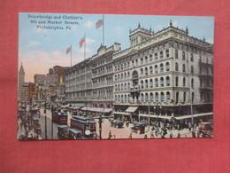 Strawbridge & Clothier's    Philadelphia Pennsylvania > Philadelphia      Ref 5235 - Philadelphia