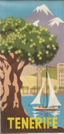 GU / Advertising Tourism Guide  TOURISME  / Guide Touristique  Dépliant Plan  ESPAGNE  TENERIFE - Tourism Brochures