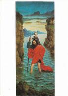 Dierick Bouts - Der Hl. Christophorus - Paintings