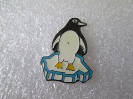 PIN'S        ANIMAUX   PINGOUIN - Animals