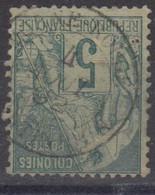 #172# COLONIES GENERALES N° 49 Oblitéré Morne-Rouge (Martinique) - Alphee Dubois