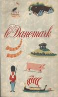 GU / Advertising Tourism Guide  TOURISME  / Guide Touristique  Livret DANEMARK - Tourism Brochures