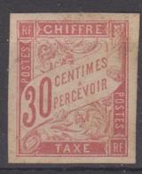 #172# COLONIES GENERALES TAXE N° 22 * - Postage Due