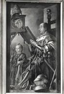 Pedro Berruguete - Der Fürst Federico Und Der Sohn Guidobaldo - Urbino - Paintings