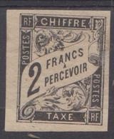 #172# COLONIES GENERALES TAXE N° 13 (*) - Postage Due