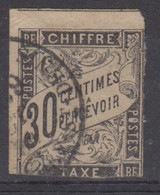 #172# COLONIES GENERALES TAXE N° 9 Oblitéré St-Denis (Réunion) - Postage Due