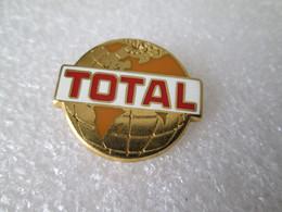 PIN'S    TOTAL  ORANGE      Version   Zamak - Fuels