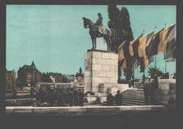 Namur - Monument Au Roi Albert - Namur