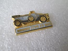 PIN'S   RENAULT   TYPE  FS  1920   Zamak  CEF  (défaut De Couleurs Dans L'email) - Renault