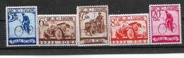 Bulgarien,  Postfrischer Satz Der  Eilmarken-Ausgabe Von 1939 - Unused Stamps
