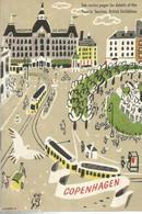 GU / Advertising Tourism Guide  TOURISME  / Guide Touristique  LIVRET COPENHAGUE Danemark - Tourism Brochures