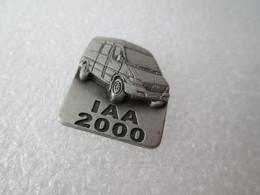 PIN'S    MERCEDES  BENZ    SPRINTER   IAA  2000 - Mercedes