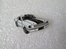 PIN'S    FORD  MUSTANG  GT - Ford