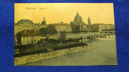München Isarquai Germany - Muenchen