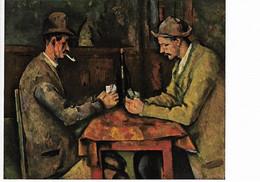 Paul Cezanne - Die Kartenspieler - Paintings