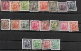 China,  Lot Mit 20 Verschiedenen Werten Der Ausgabe Von 1946 Für Die Nordostprovinzen - 1912-1949 Republic
