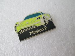 TOP   PIN'S    PORSCHE     MISSION   E  Email De Synthèse - Porsche