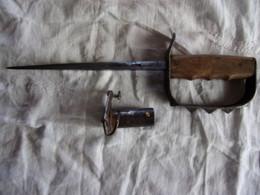 Couteau De Tranchée Américain 14-18. - Knives/Swords