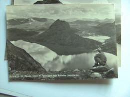 Noorwegen Norge Norway Norwegen Gjende Udsikt Beseggen - Norway