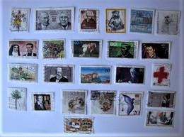 ALLEMAGNE - REPUBLIQUE FEDERALE - Lot De Timbres De 1988 - Used Stamps