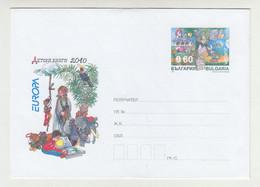 Bulgaria 2010 EUROPA Cept Postal Stationery PSE Unused Children's Books (m1214) - Covers