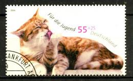 GERMANIA  FEDERALE - BUNDESREPUBLIK - Jahr 2004 - Usato - Used - Utilisè - Gestempelt. - Used Stamps