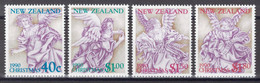 Nouvelle-Zélande - YT 1084-1087 ** MNH - 1990 - Noël - Christmas - Unused Stamps