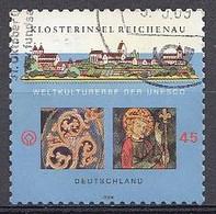 Bund  2008  Mi.nr.: 2642  UNESCO-Welterbe   Gestempelt / Oblitérés / Used - Used Stamps