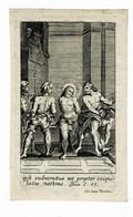 ROERMOND / VLUGT / GRAVE / BRUSSEL - Door Napoleon Geroepen N/ PARIJS - Monseign. J.B. Baron VAN VELDE DE MELROY  +1824 - Devotion Images