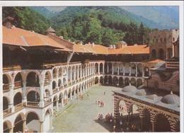 AK 05297 BULGARIA -Rila - Monastry - Bulgarie