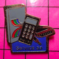 313J Pin's Pins / Beau Et Rare / THEME : MARQUES / PHILIPS SERVICE SA - Trademarks