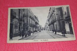 Catania Via Umberto Ed. Vitrò NV - Catania