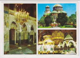 AK 05305 BULGARIA - Sofia - Der Tempel Alexander Newski - Bulgarie
