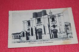 Catania Chiesa Benedettini 1921 - Catania