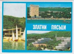 AK 05306 BULGARIA - Slatni Pjassatzi - Bulgarie